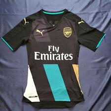 Authentic Arsenal Third Kit Jersey 2015/2016 Puma ACTV Player Version Brand New