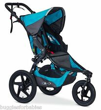 BOB 2016 Revolution Pro Jogging Stroller - Lagoon - New! Item U631857