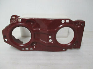 Mopar NOS 1972 Dodge Polara Right or Left Head Lamp Mounting Panel Plate 3573556