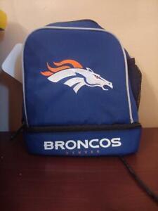 Denver Broncos Spark lunch bag cooler