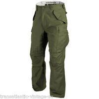 HELIKON GENUINE US M65 COMBAT CARGO TROUSERS MENS ARMY PANTS SECURITY MILITARY