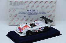 AUTOEXE MAZDA #24 SEBRING 2002 LE MANS 43 1/43 NEW CANNED