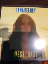 LANA DEL REY - WEST COAST - NEW OFFICIAL RARE DUTCH 6 TRACK CD PROMO