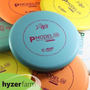 Prodigy ACE LINE BASEGRIP P MODEL US *pick weight & color* Hyzer Farm disc golf