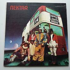 Nektar - Down to Earth Vinyl LP UK 1st Press 1974 Tex Sleeve Prog Kraut EX