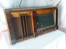 RADIO D'EPOCA Italiana TELEFUNKEN 788 Anno 1938 BELLA REVISIONATA FUNZIONANTE !