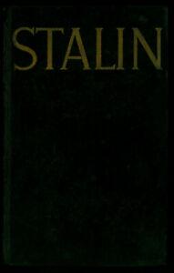 """Essad Bey (1905 Baku-1942 Positano) """"Stalin"""" - Biografie Erstausgabe (!) Selten!"""