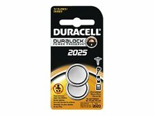 Duracell Coin Cell Battery 2025 Dl2025 UK Post 3v Lithium Br2025