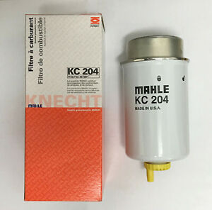 Land Rover Defender Puma Fuel Filter 2007 onwards Genuine MAHLE Made in USA