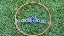 70 FIAT 850 steering wheel CONVERTIBLE SPIDER VINTAGE OLD sport original 1969