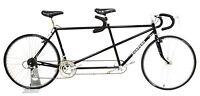 Santana Visa Columbus Steel Tandem Road Bike 57 cm / 53 cm 3 x 6 Speed Suntour