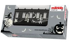Märklin Start up - Personenwagen Halloween - Glow in the Dark, H0 (1:87), 48620