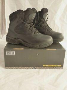 Magnum Classic Combat Black Boots- size 6 - Army ,Police ,Cadets ,Paramedics ,