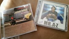 Mr. A-Z by Jason Mraz (CD, Jul-2005, and Waiting for My Rocket set of 2