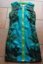 Kleid von Versace for H&M ** Gr. 34 *** Palmen
