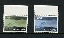 Suriname 1999  #1190-1  Coppename Bridge   2v.  MNH  L738