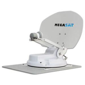 Megasat Caravanman Compacto Automático Campamento Antena Satelital Autocaravana