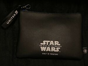 NEW UNITED POLARIS Business Class STAR WARS The Rise of Skywalker Amenity Kit