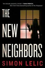 The New Neighbors by Simon Lelic 2018 Thriller ARC Paperback