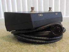 leslie controller+crossover for leslie model 16+18,fender vibratone,cordovox les