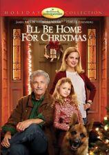 I'll Be Home for Christmas 2016 (Hallmark DVD) James Brolin, Mena Suvari - New!
