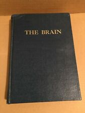 Rare.The Brain by Walter E. Dandy, M.D. (1966) Published by W.F. Prior Company