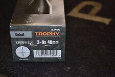 "Bushnell Trophy DOA Bone Collector 3-9x40mm Matte Blk 1"" Tube NIB 753960XC"