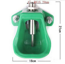 livestock Pp water drinker feeder for sheep pig hog atuomatic drinker