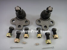 2 FRONT LOWER BALL JOINT BUICK GRAND PRIX 97-08 MONTANA 99-09 TORRENT 06-09