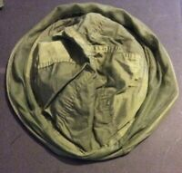 WWII Era US Army M1944 Mosquito Helmet Headnet or Net Covering - New Old Stock