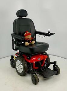 2019 Pride Jazzy J600ES Powerchair Electric Wheelchair #1314