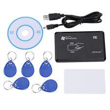 Interfaccia USB 125Khz RFID EM4305 T5567 sistema ID Card Reader/Writer Fotocopiatrice PROGRAMMATORE un