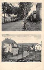 AK Annaberg i. Erzgeb. Bärensteiner Strasse Blick nach dem Pöhlberg vor 1945