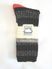 World's Softest Socks - Weekend Collection - Ragg - Eclipse Stripe - NEW