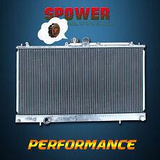 For Mitsubishi Lancer Evolution 7 8 9 EVO 7 8 9 Aluminum Radiator + Radiator Cap