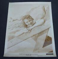 Ann Baxter Vintage Yellow Sky Western 8x10 Movie Photo