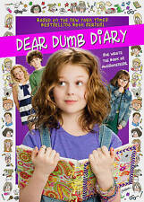Dear Dumb Diary (DVD, 2013) Blu-ray Disc
