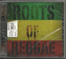 2 CDS - ROOTS OF REGGAE - GREGORY ISAACS; JOHNNY OSBOURNE; DENNIS BROWN; DA~~~~~