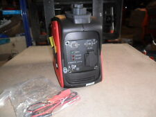 DIGITAL PETROL GENERATOR SILENT SUITCASE 950W 2 year warranty over 3000 sold