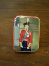 Edward Shard and Sons Tin with Queen Elisabeth II