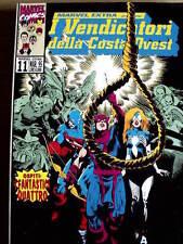 Marvel EXTRA I Vendicatori della Costa Ovest n°11 1995 ed. Marvel Italia [G.199]