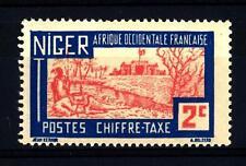 NIGER - 1927 - Segnatasse