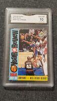 1998 UD Choice #186 - All Star Lakers - Choice Kobe Bryant & Shaq GMA 10 🔥🐍📈