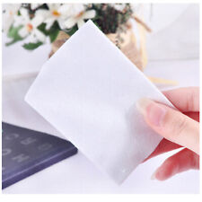 100~1000 Sheets Soft Thin Lint Free Cotton Pads For Toner Apply Makeup Removal