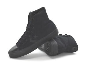 CONVERSE CONS STAR PLAYER Hi MONO - UNISEX Hi-TOP SNEAKERS - BLACK or WHITE -NEW