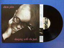 Elton John - Sleeping With The Past, Rocket Records 838-839-1 Ex Vinyl Album LP