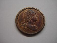 June 1864 Great Central Fair - Philadelphia, (Pa.) C.W. Token -Hi End