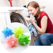 Cleaning Washing Machine Clothes Softener Useful Laundry Ball Randomly 1PC