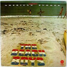 BEACH BOYS American Summer 2LP 1975 SURF VG++  NM-