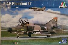 Italeri 1/48 scale kit 2770, F4-E Phantom ll.